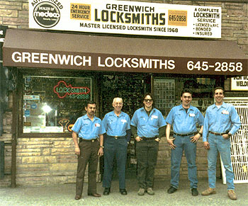 Greenwich Locksmiths has been a landmark in the West Village since 1980