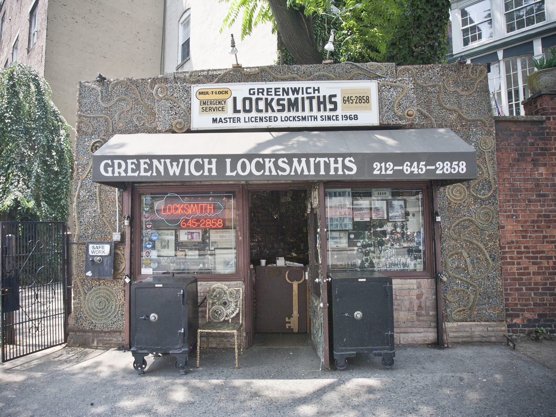 Greenwich Locksmiths Serving NYC Since 1980