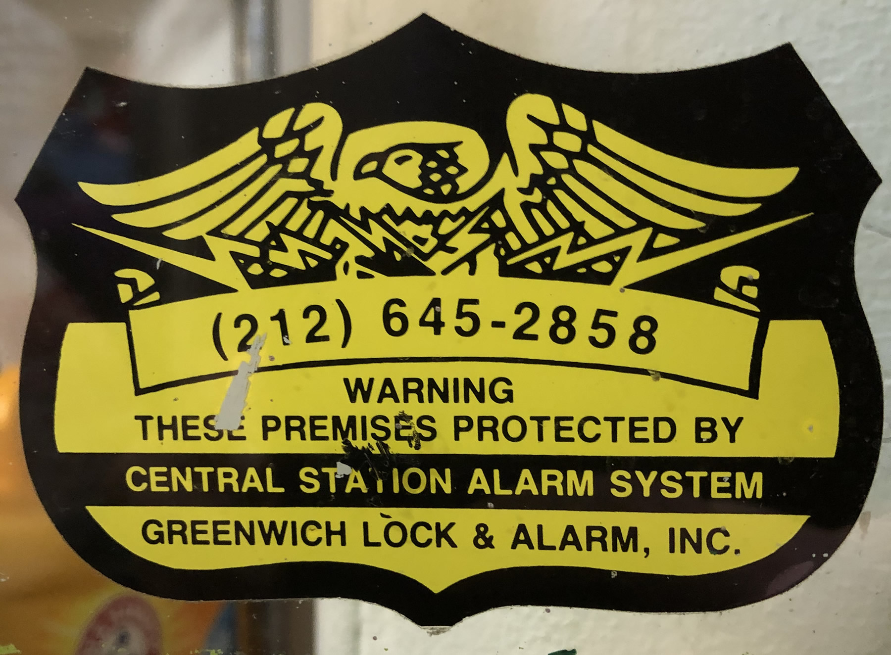 Greenwich Locksmiths has been installing burglar alarms, access control systems, and intercoms for over 40 years