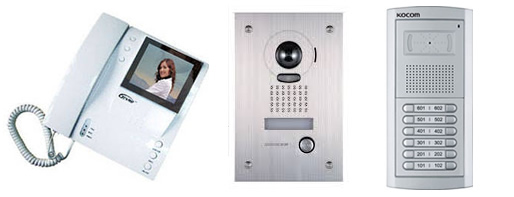 Greenwich Locksmiths installs and services a wide range of intercoms