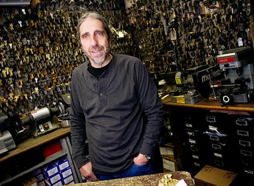Greenwich Locksmiths owner Philip Mortillaro was featured in the Daily News